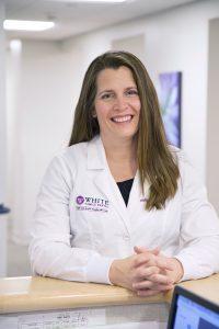Dr. Leslie O' Dowd of White Family Dental in Elizabethtown and Masonic Village.