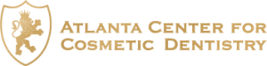 Logo for Atlanta Center for Cosmetic Dentistry.