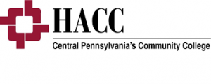Logo for Harrisburg Area Community College.