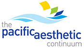 Logo for the Pacific Aesthetic Continuum