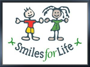 Logo for Smiles for Life