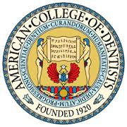 Logo for the American College of Dentists
