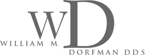 Logo for William Dorfman DDS in Los Angeles, Ca.