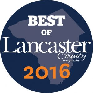 Best of Lancaster County Magazine 2016 Dr. Edward E. White Best #1 Dentist White Family Dental #1 Dental Practice