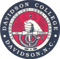 Emblem for Davidson College, from which Dr. Buehler graduated cum laude with a bachelors in Biology and concentration in medical ethics